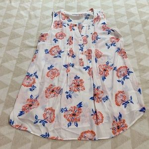 Daniel rainn stitch fix blue orange floral